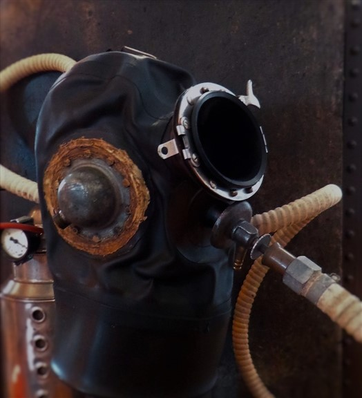 THE CONTEMPORARY STEAMPUNK CABINET all rights reserved Photo by VOITURES10 not enough oxygen R